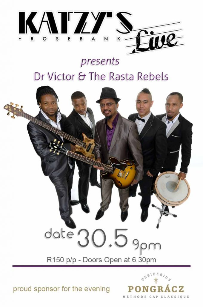 Dr-Victor and The Rasta Rebels